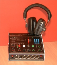 Glensound ISDN Interview system